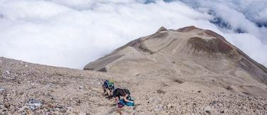 Mount Egmont climb
