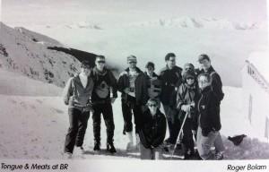 Back: Jan, Tod, Roger, Angela, Mike, Jan, Alan. Front:Sarah, Sue, Kara.