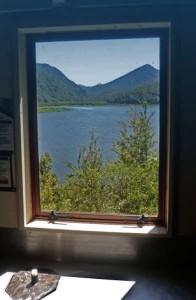 View from Matiri Hut
