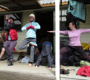 Yoga at Iron Gate
