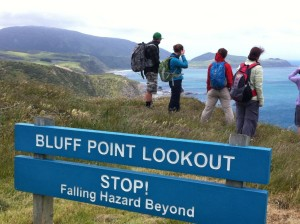 bluff point lookout
