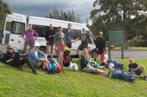 bushcraft team