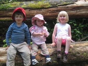 Gusthav, Carlee, Amelia