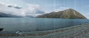 Lake Ohau and Ben Ohau