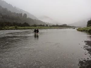 19 Oct_crossing Waiohine