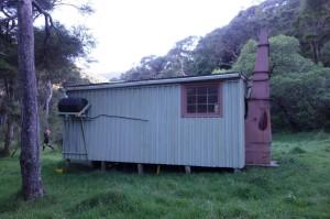 mangatoeteo hut