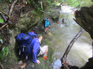 College Creek scramble