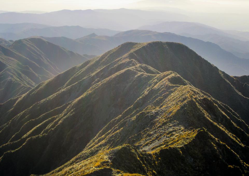 Ridge glorious ridge