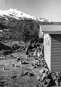 Lodge in the early 1960s