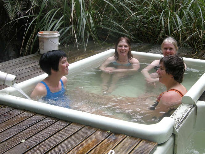 Kaweka Hot Pools