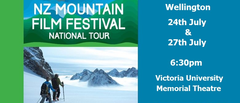 2017 NZ Mountain Film Festival Wellington