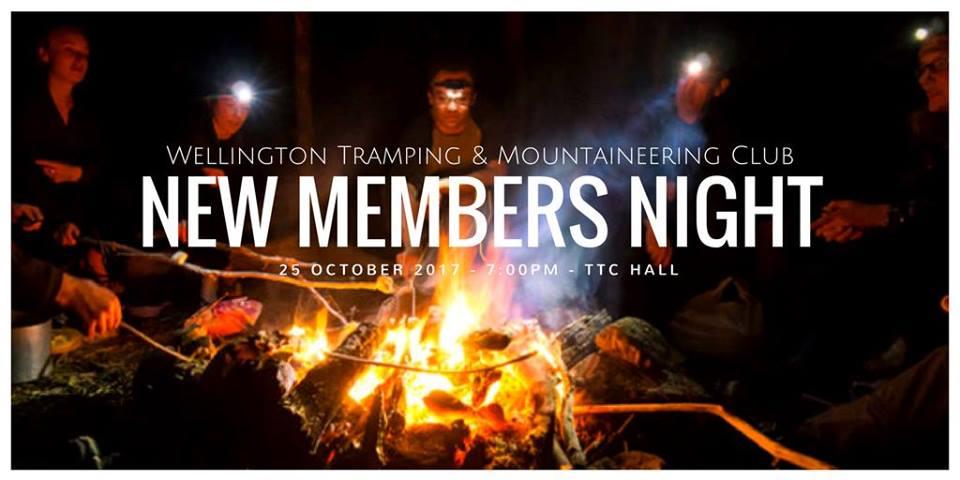 new member's night