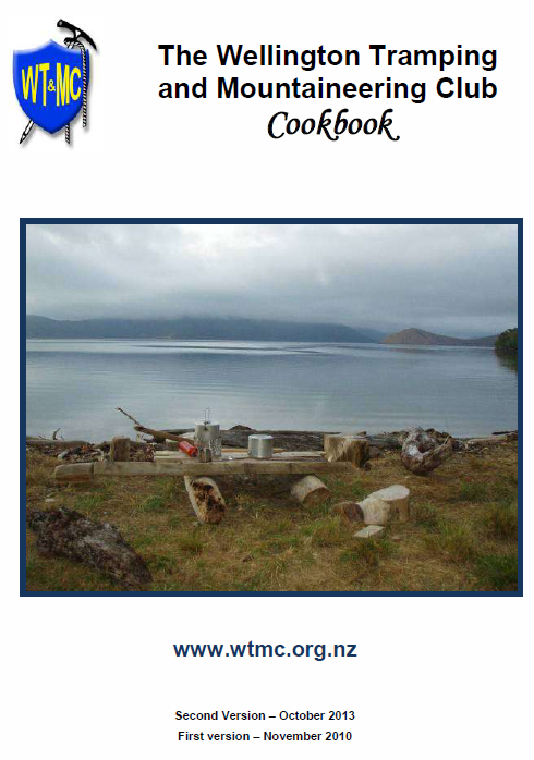 WTMC Cookbook cover