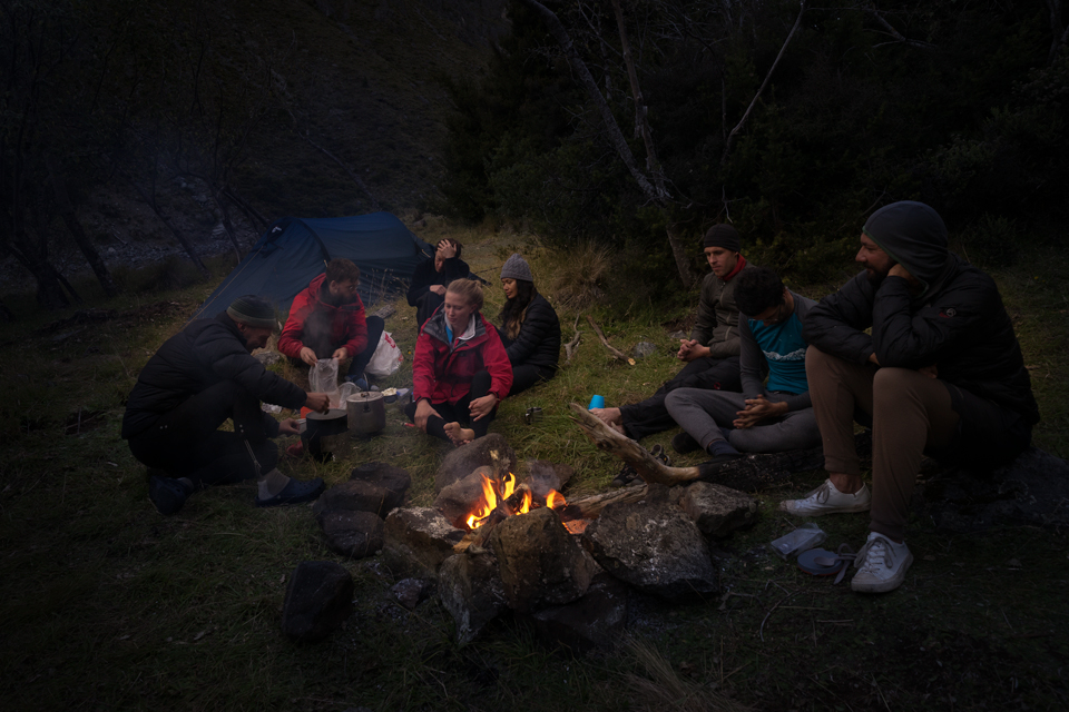 Hodder campsite
