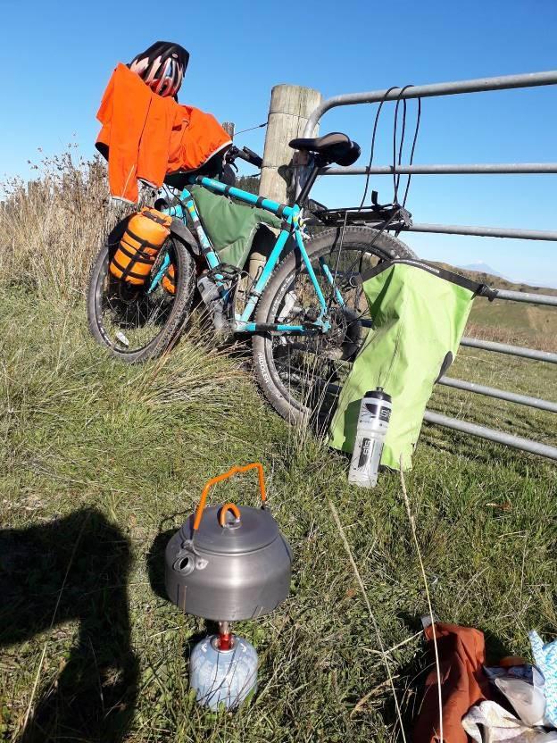 Bike Packing Forgotten World Highway