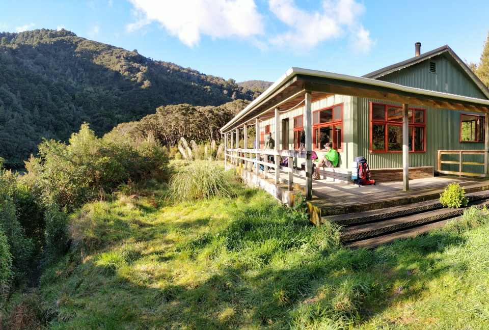 Totara Creek Hut