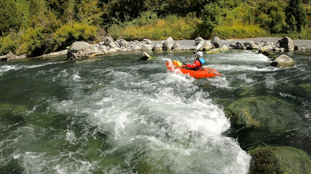 Rangitikei River Pack Raft