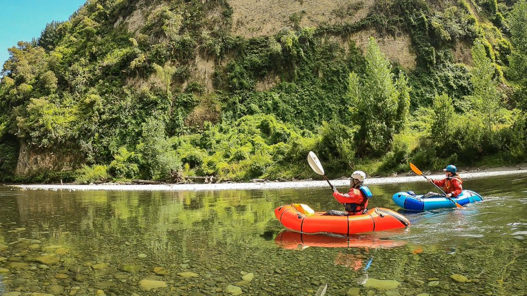 Rangitikei River packraft