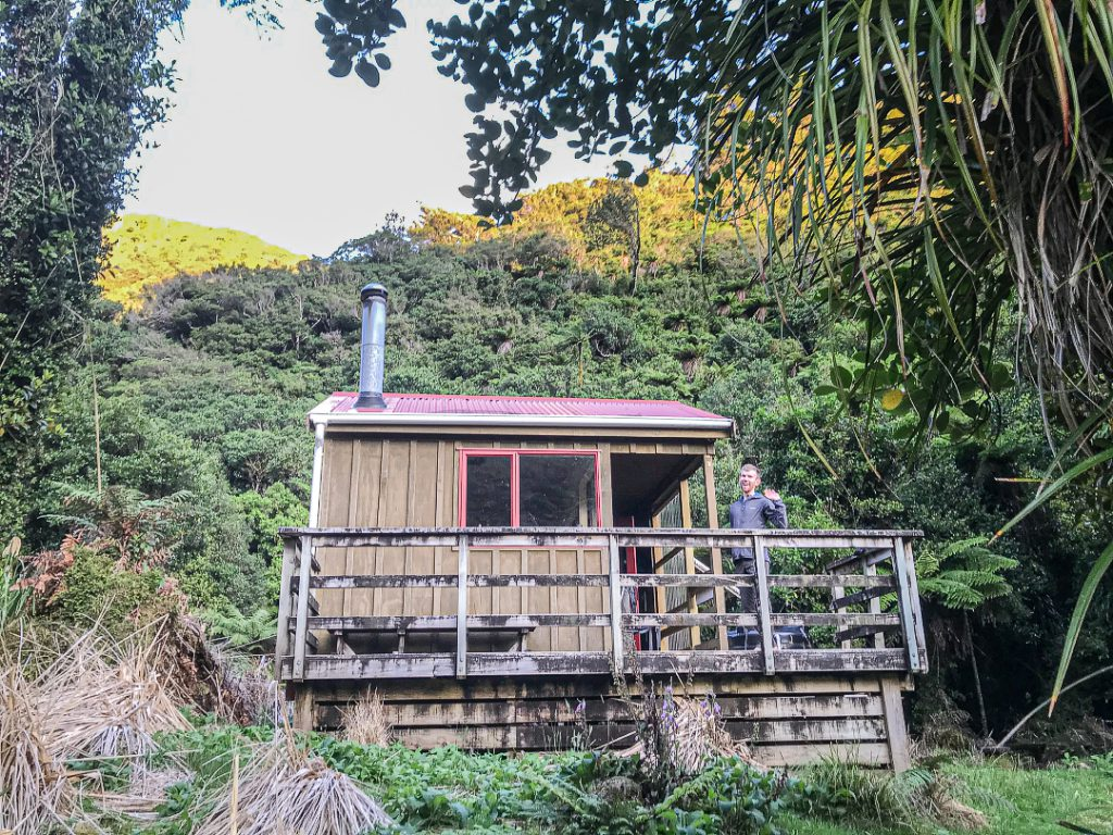 North Ohau Hut