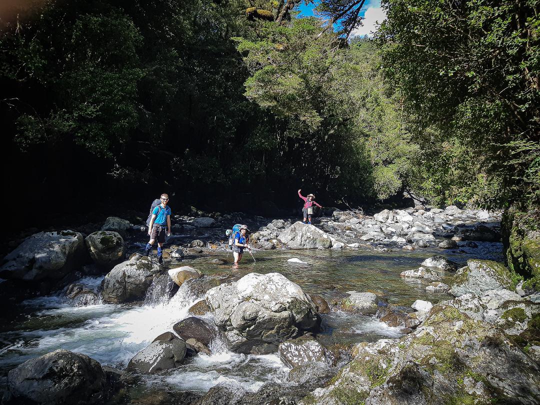 Upper Otaki River
