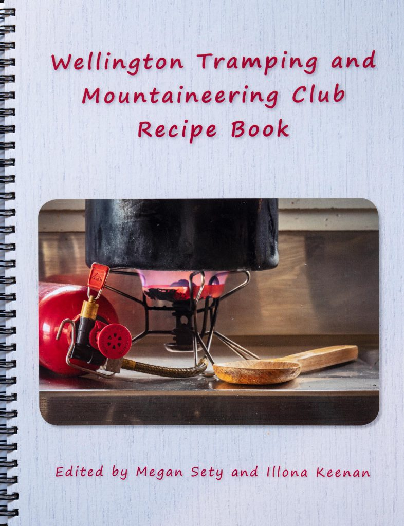 WTMC Recipe Book Coveer