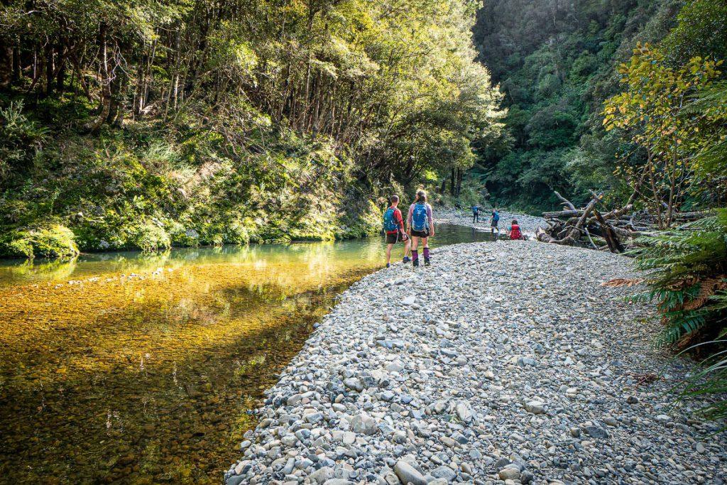 Whakatikei River