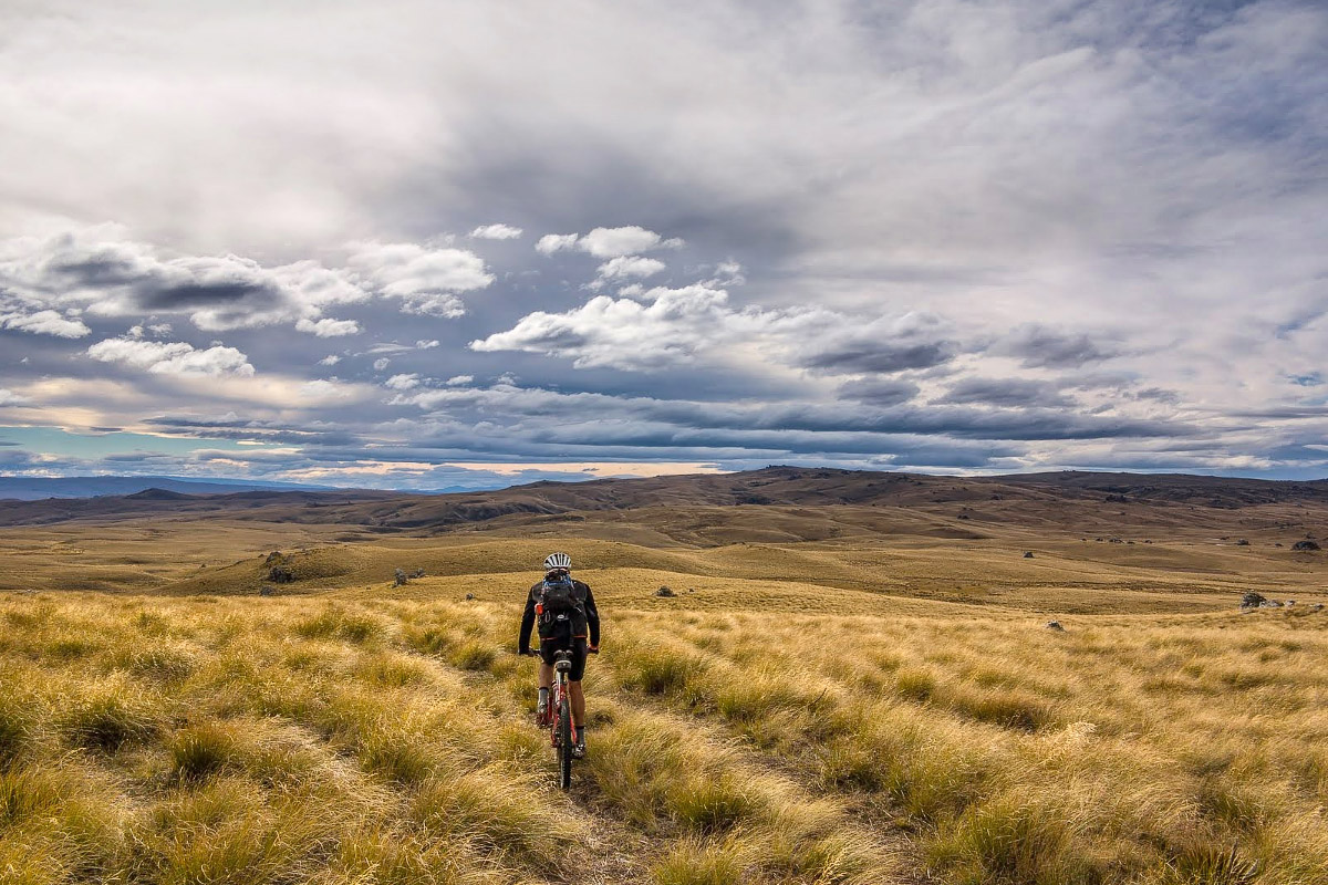 Otago mountain biking