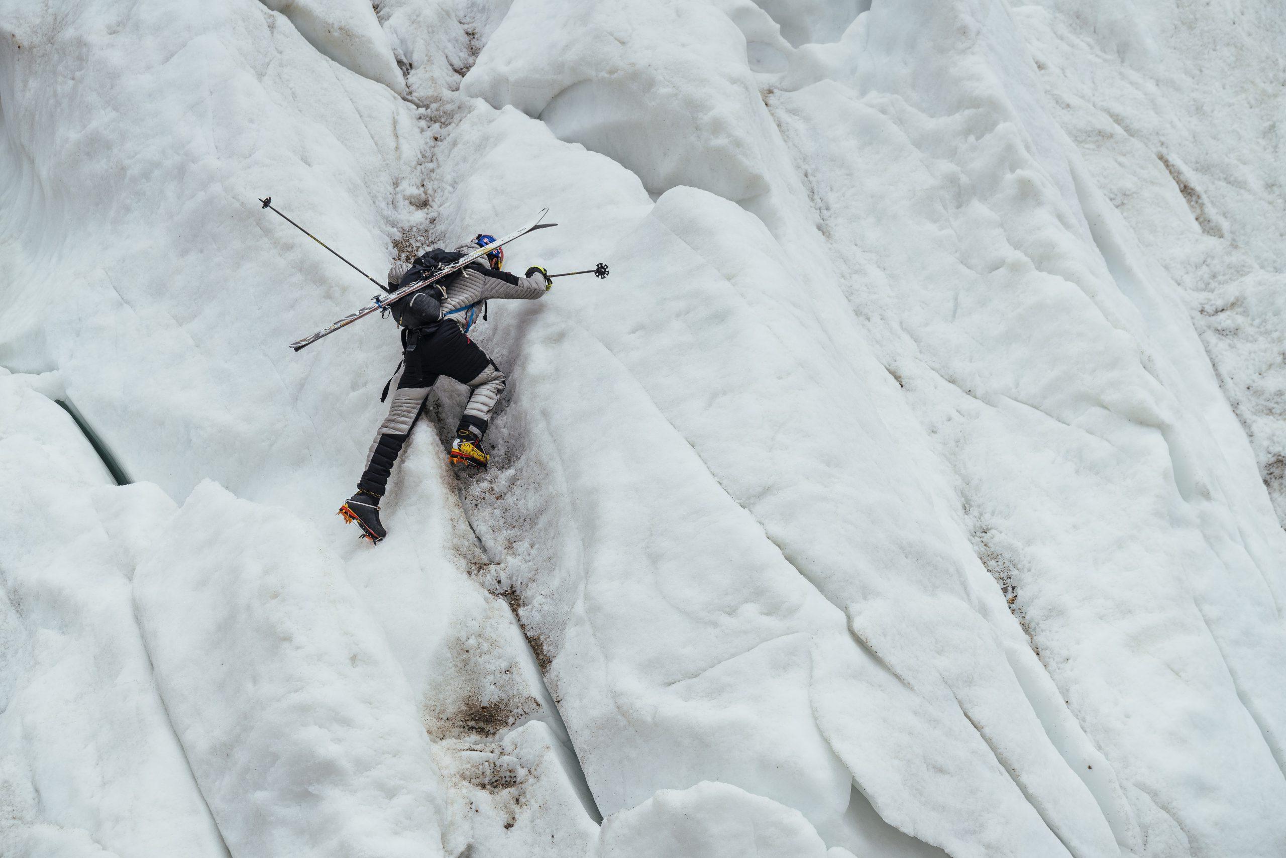 Mountaineering on K2