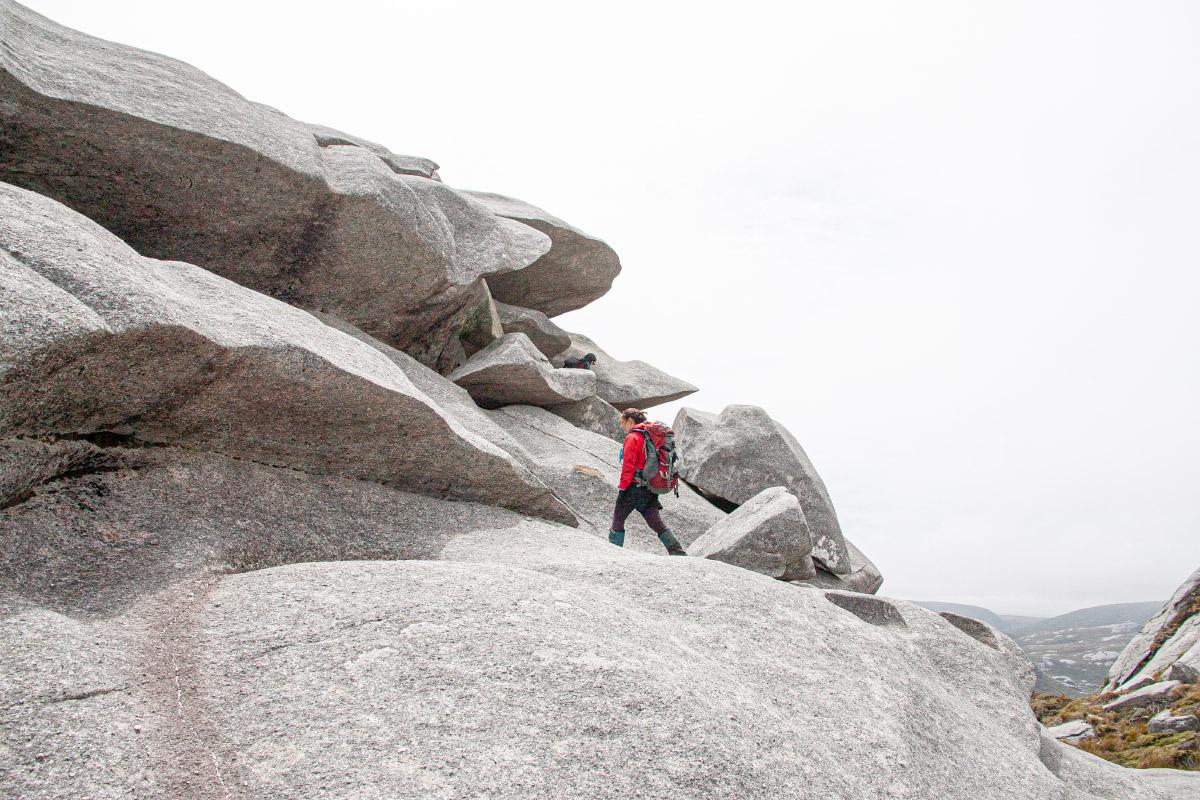Weird rocks on Magog
